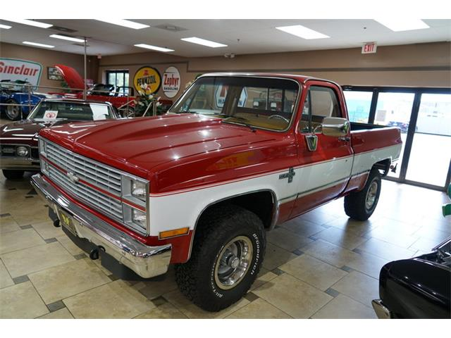 Picture of 1984 Chevrolet K-10 located in Florida - $24,983.00 - OQEM