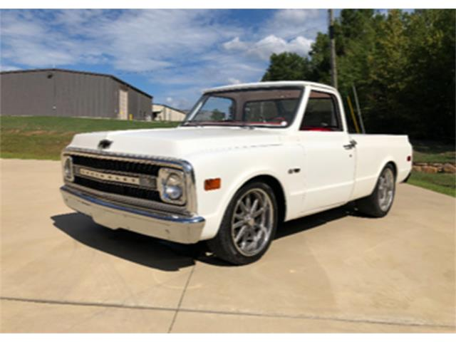 Picture of Classic 1970 C10 Auction Vehicle Offered by  - OQEP