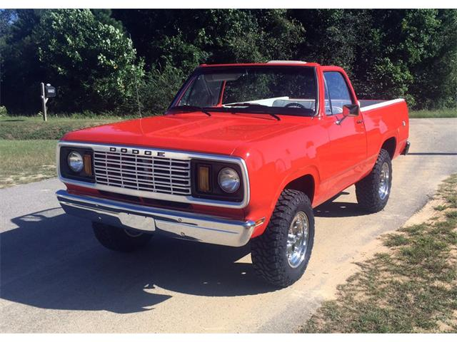 Picture of '78 Ramcharger - OQEX
