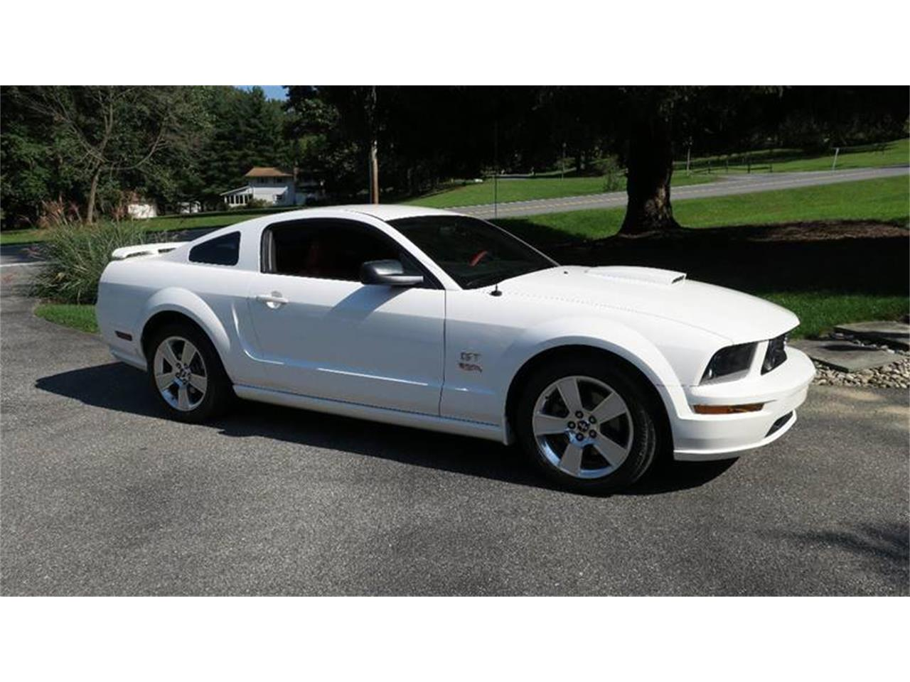 For sale 2007 ford mustang gt in clarksburg maryland