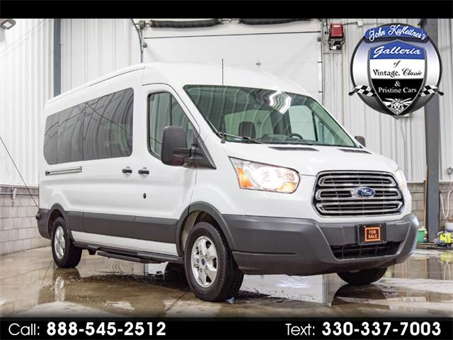 Picture of '18 Ford Transit located in Ohio Offered by  - OQF3