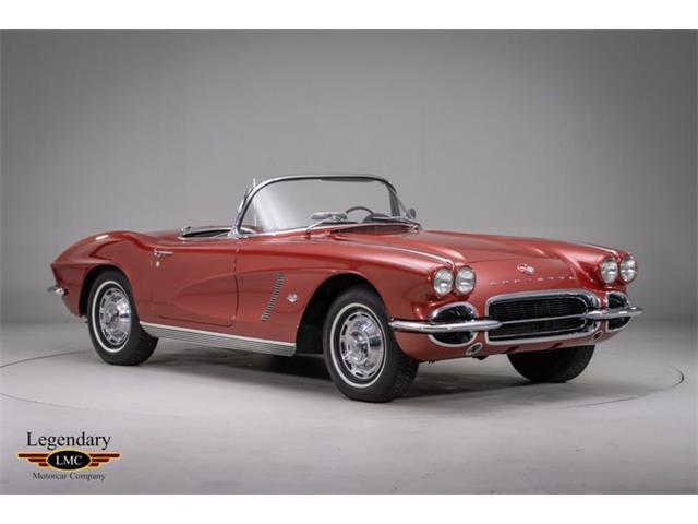 Picture of '62 Corvette - OQF5