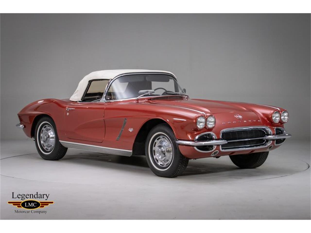 Large Picture of '62 Corvette - OQF5