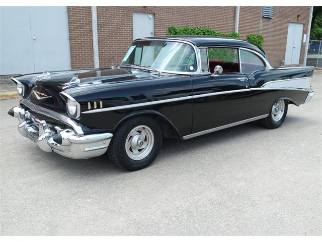 Picture of '57 Bel Air Auction Vehicle Offered by  - OQFB