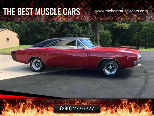 Picture of Classic '68 Dodge Charger located in Clarksburg Maryland - $49,900.00 Offered by  - ONNK