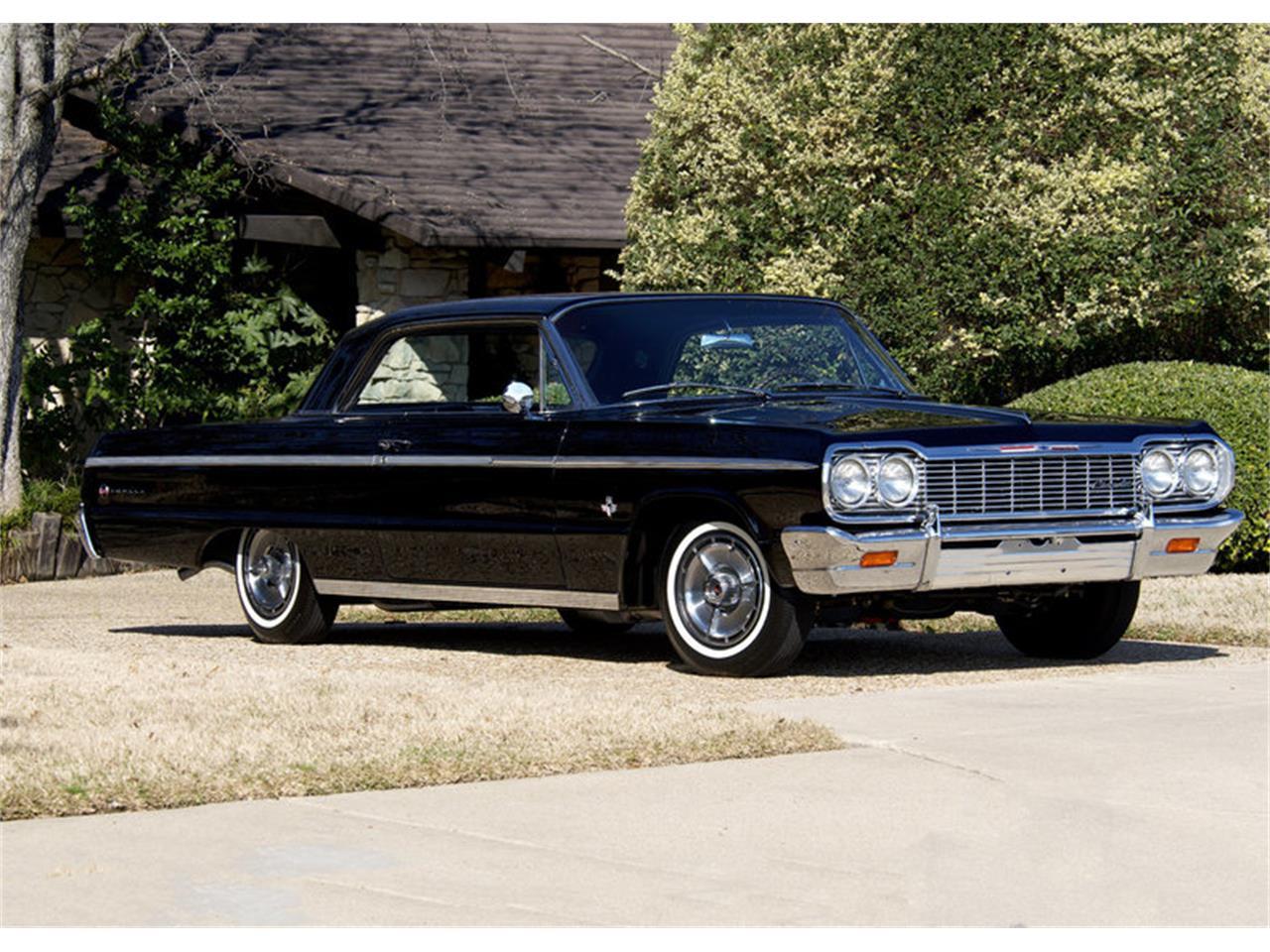 Large Picture of '64 Impala - OQFQ