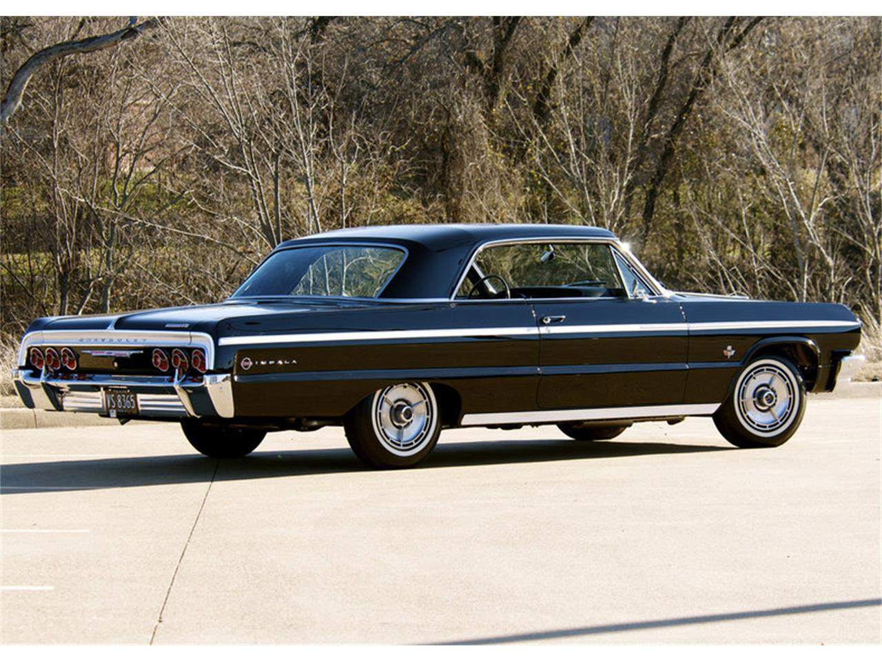 Large Picture of '64 Impala - OQFQ