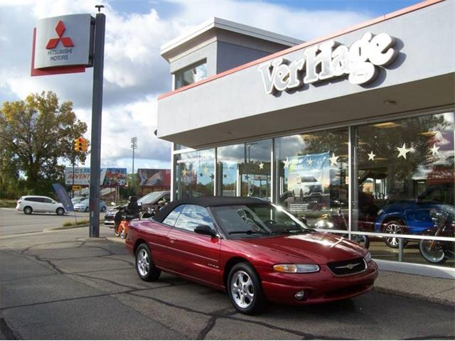 Picture of '00 Sebring - $5,995.00 Offered by  - OQFX