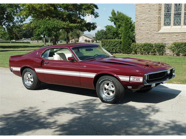 Picture of 1969 GT500 Offered by  - OQG0