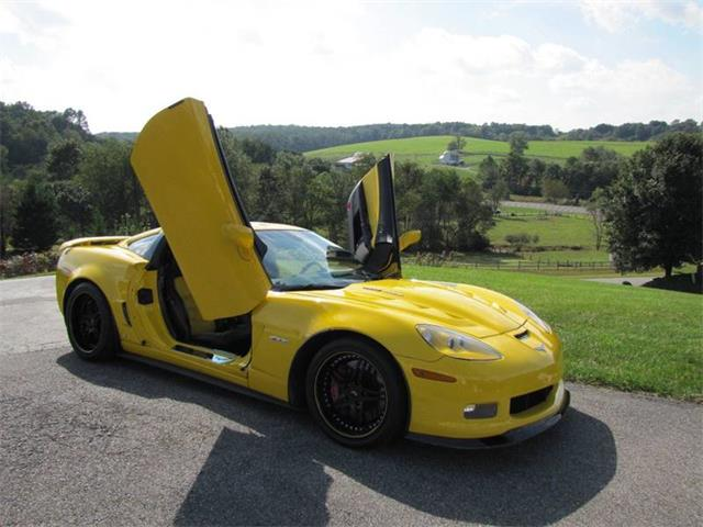 Picture of '08 Corvette - ONNM