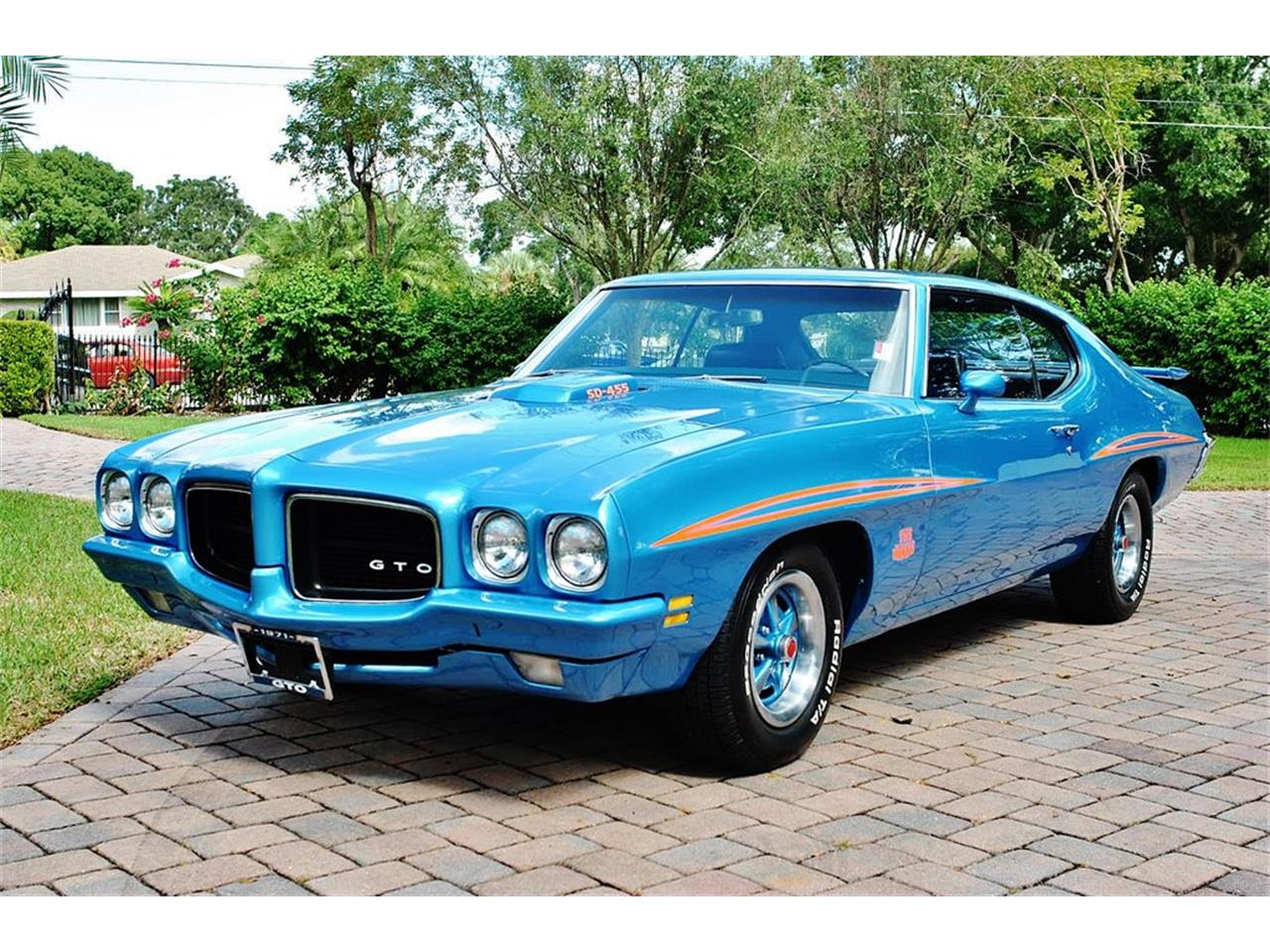 1971 Pontiac Lemans For Sale