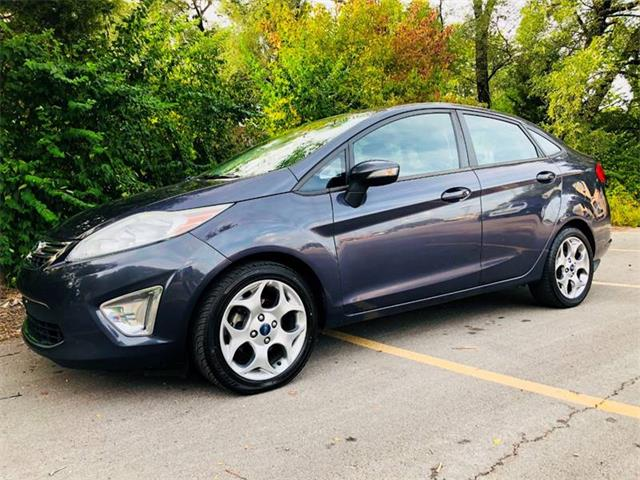 Picture of '12 Fiesta - ONNR