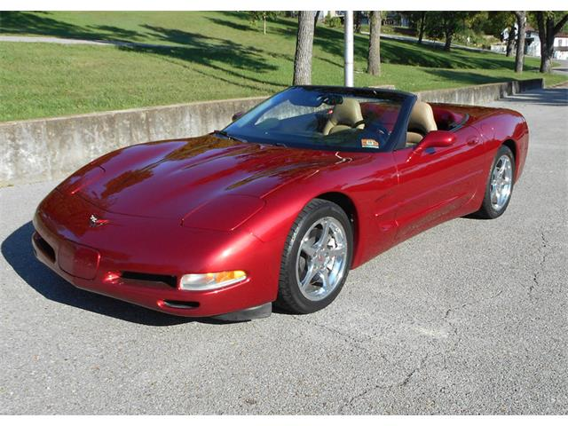 Picture of '02 Chevrolet Corvette located in Texas Offered by  - OQHU