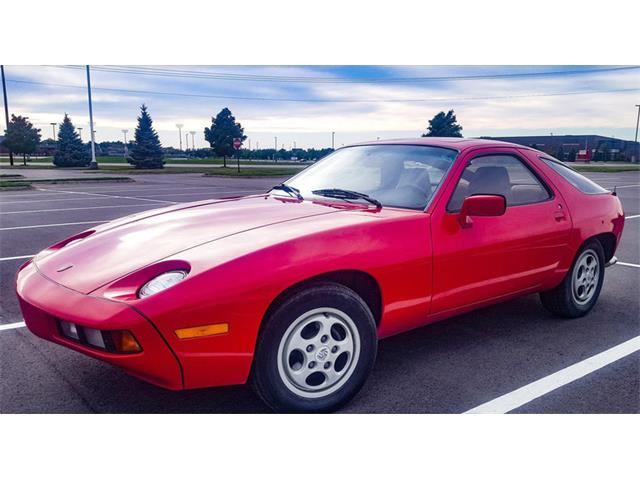 Picture of 1980 Porsche 928 located in Texas - OQI6
