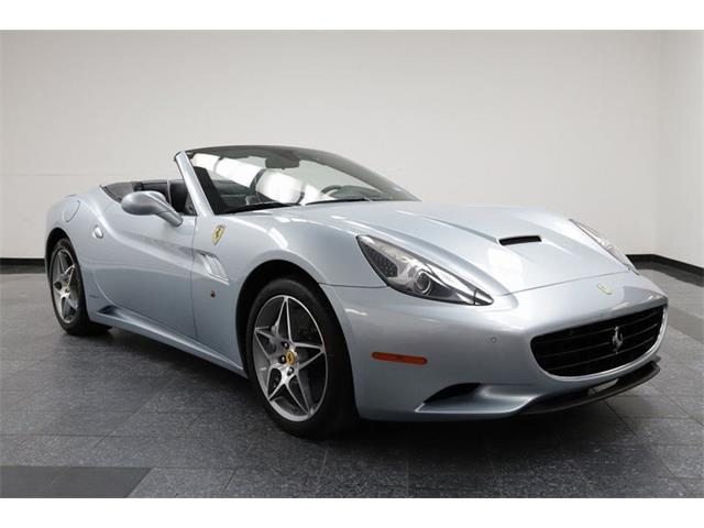 Picture of '12 Ferrari California located in Dallas Texas - OQIG