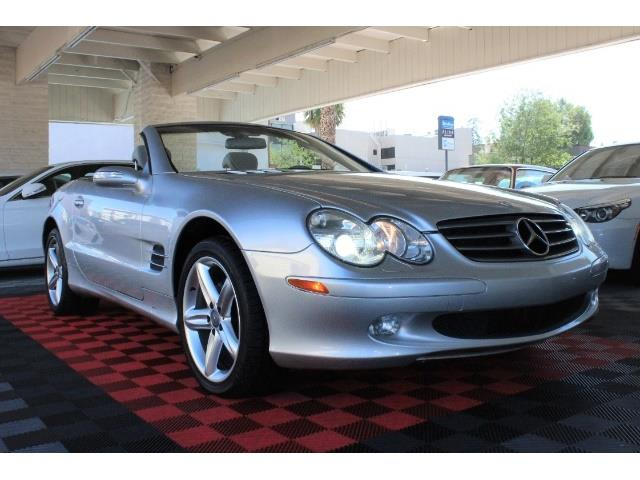 Picture of '04 SL500 - OQJE