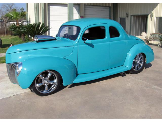 Picture of Classic 1940 Street Rod Auction Vehicle - OQJR