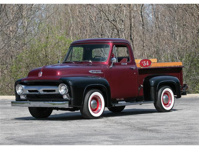Picture of 1954 F1 located in Texas Auction Vehicle Offered by  - OQK4