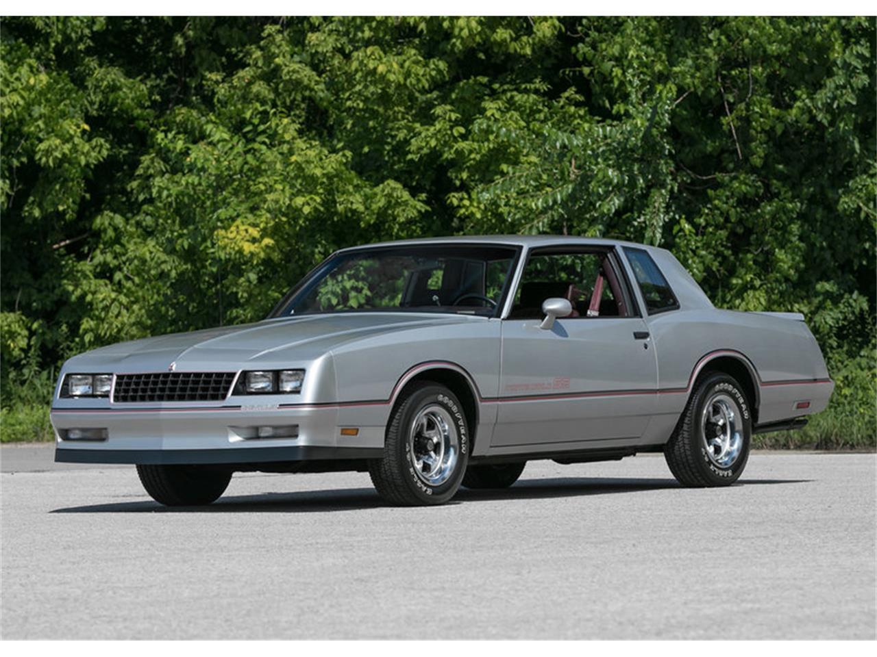 1985 Chevrolet Monte Carlo for Sale | ClassicCars com | CC-1154165