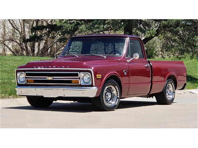 Picture of 1970 Chevrolet C10 located in Dallas Texas Auction Vehicle Offered by  - OQKE
