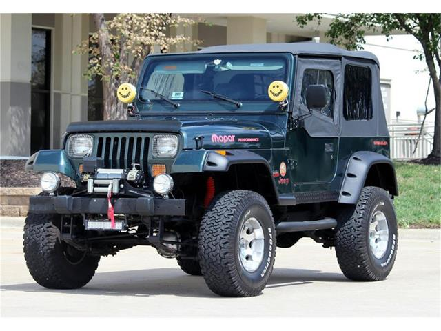 Picture of '94 Wrangler Auction Vehicle Offered by  - OQKG