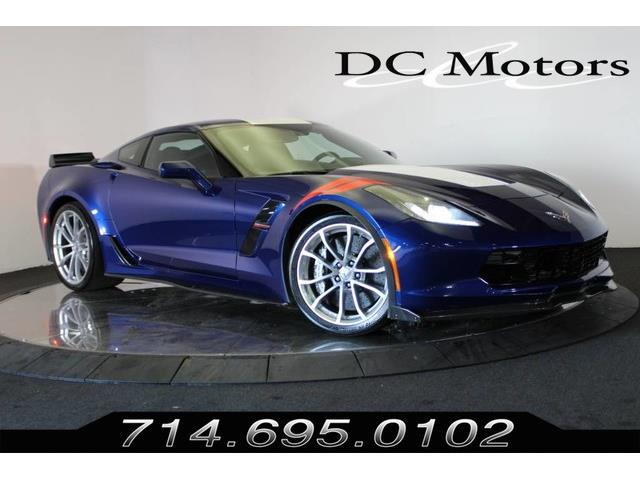 Picture of '18 Chevrolet Corvette located in California Offered by  - ONO2