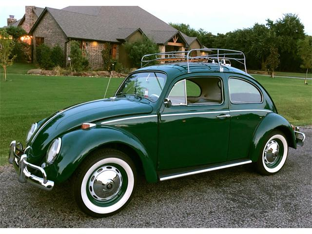 Picture of '64 Volkswagen Beetle located in Texas Auction Vehicle - OQKP