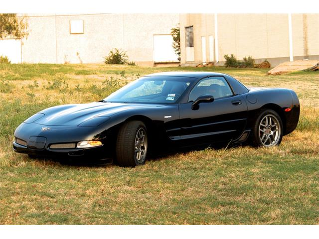 Picture of '03 Corvette - OQKW