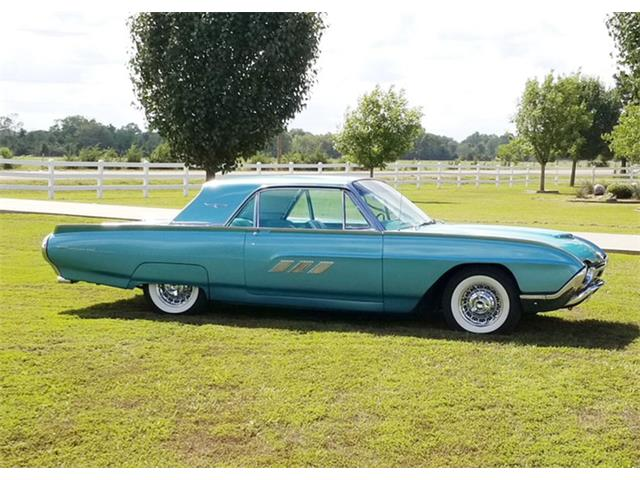 Picture of '63 Thunderbird - OQL1