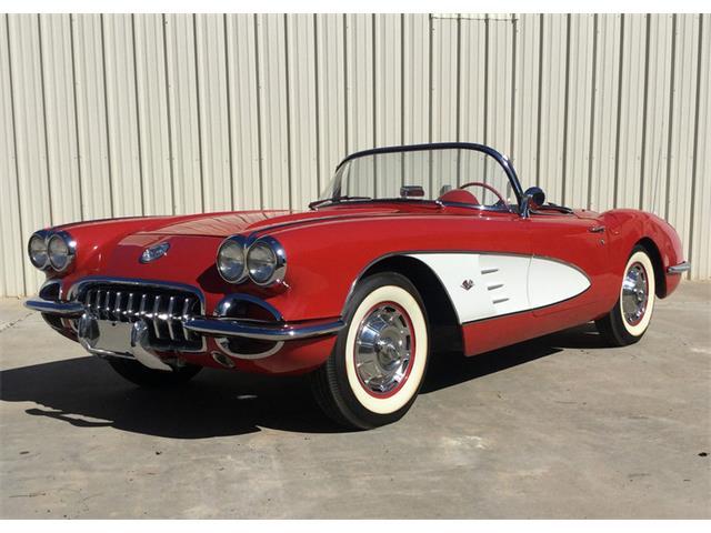 Picture of '60 Corvette - OQLC