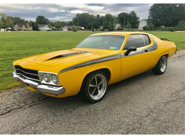 Picture of '74 Road Runner - OQLO
