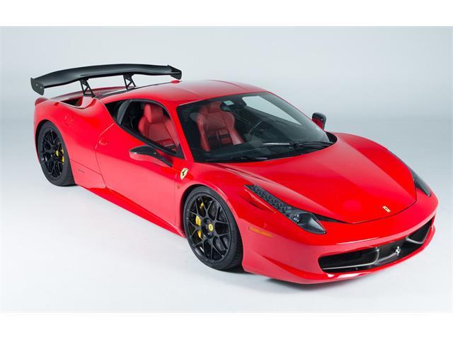 Picture of 2010 Ferrari 458 Auction Vehicle - OQLR