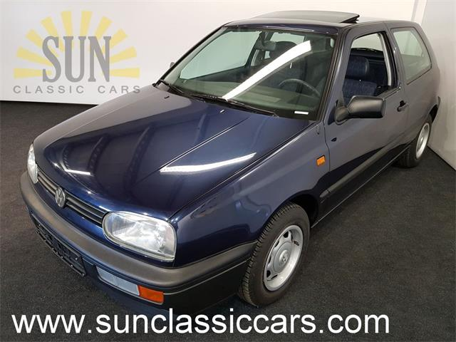 Picture of 1993 Golf Offered by  - OQLS