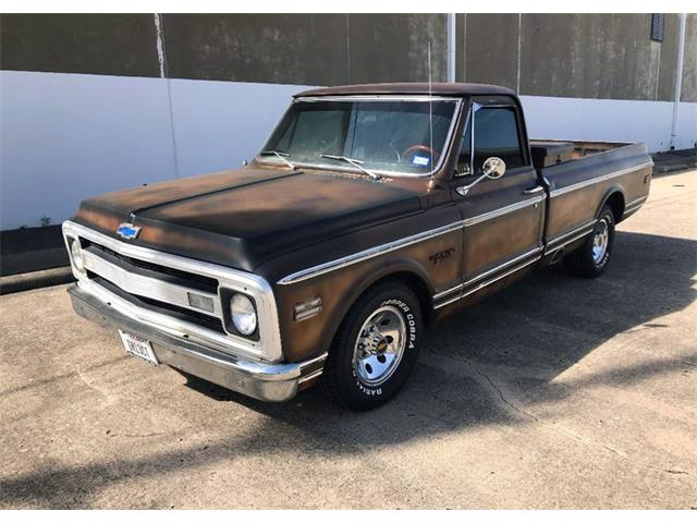 Picture of '70 C10 located in Texas Auction Vehicle - OQM3