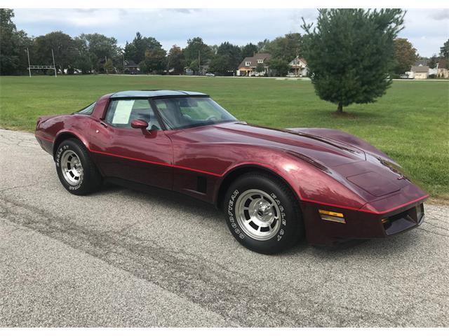 Picture of '81 Corvette - OQMO
