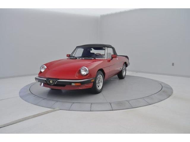 Picture of '85 Alfa Romeo Spider - $18,995.00 Offered by  - OQN6