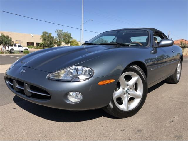 Picture of 2001 Jaguar XK8 located in Arizona Auction Vehicle - OQN7