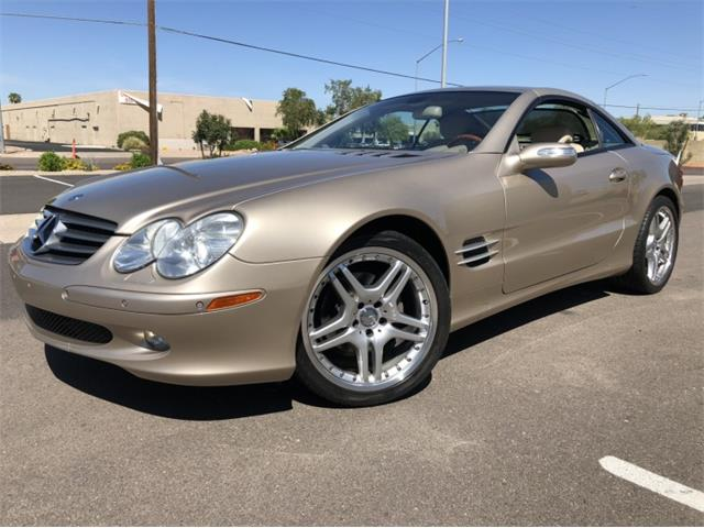 Picture of '04 SL55 - OQNC