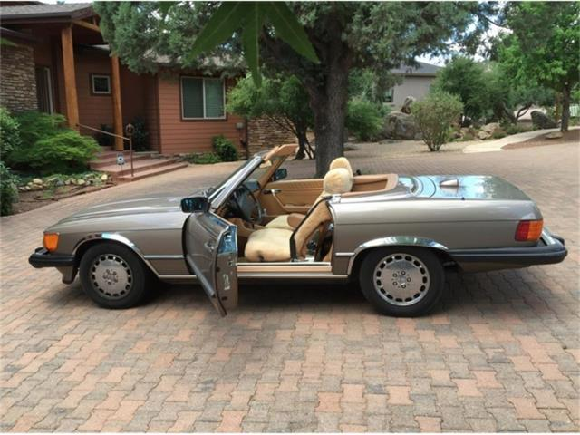 Picture of 1987 Mercedes-Benz 560SL Offered by  - OQNJ