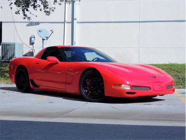 Picture of '04 Corvette Z06 - OQNK