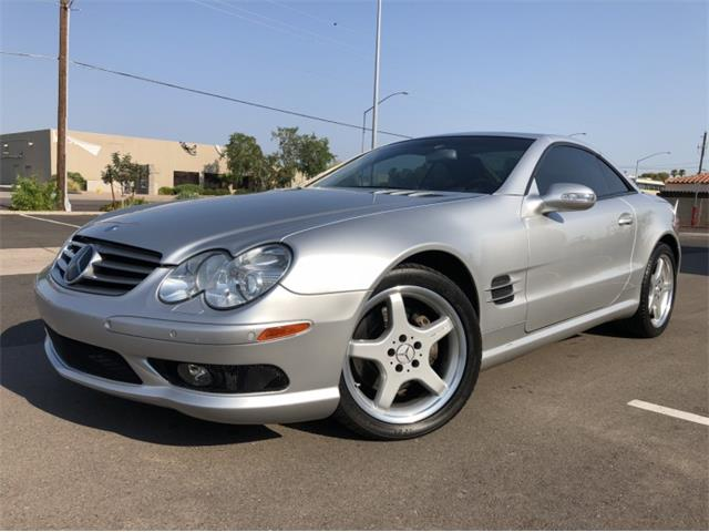 Picture of '03 SL500 - OQNN