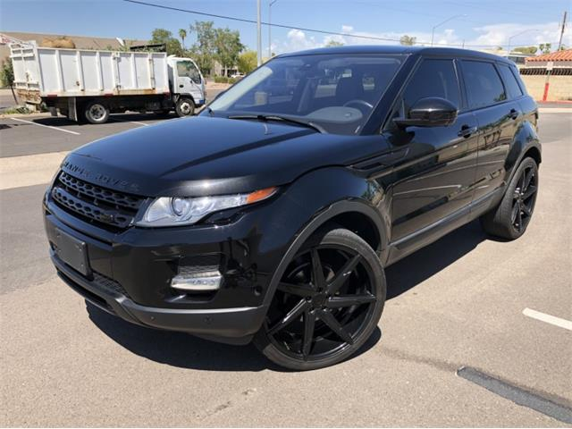Picture of 2015 Evoque - OQNP