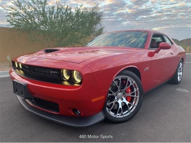Picture of 2015 Challenger SRT 392 Supercharged Auction Vehicle Offered by  - OQNS