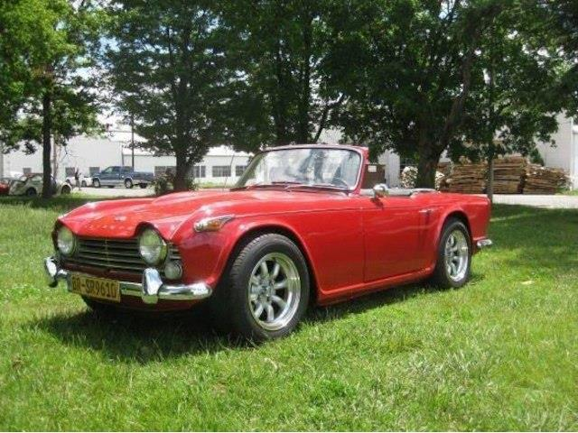 Picture of '66 TR4 - OQO9