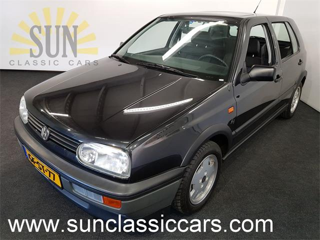 Picture of 1993 Volkswagen Golf - $11,500.00 Offered by  - OQOC
