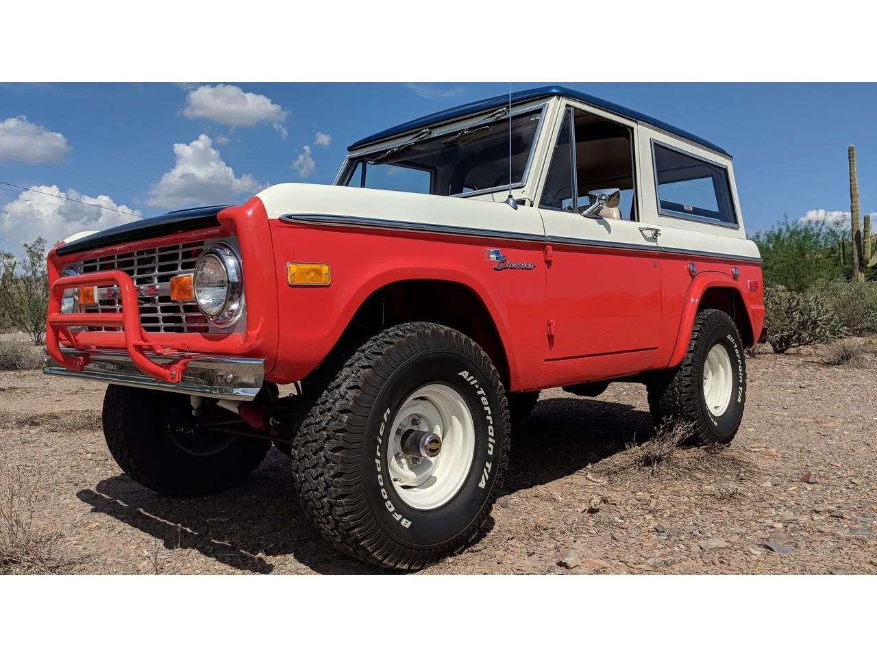 Large Picture of '73 Bronco - OQOP