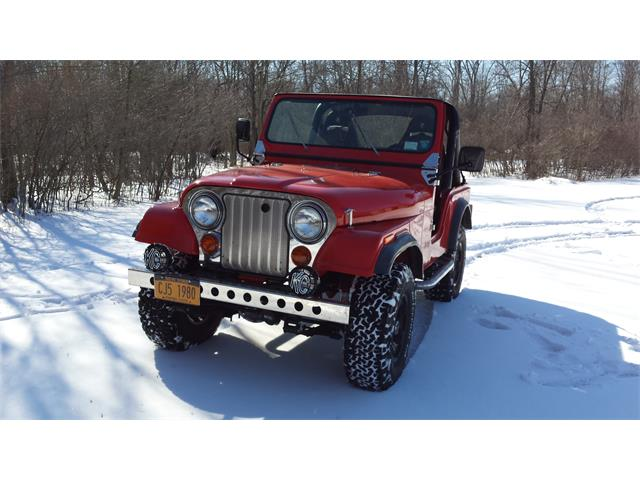 Picture of 1980 Jeep CJ5 - $12,500.00 - OQOV