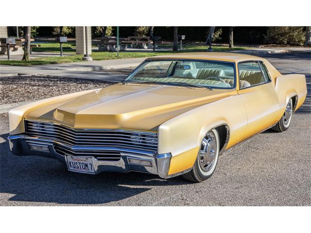 Picture of 1967 Cadillac Eldorado - $70,000.00 Offered by a Private Seller - OQOZ