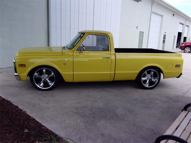 Picture of '72 C10 - OQPE