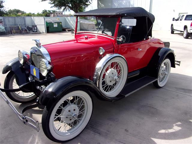 Picture of '29 Model A - OQPN